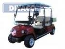 D-Line DV-4GL Golfcart mit Strassenzulassung