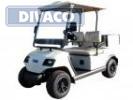 D-Line DV-2 Golfcart mit Ladefläche