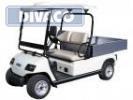 D-Line DV-2X / DV-2XG Elektrofahrzeug mit Ladefläche