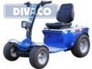 Zallys S1 900W-32 / 1200W-32 Transportroller und Kleinschlepper