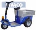 Zallys Jack 900W-32 / 1200W-32 Transportroller und Kleinschlepper
