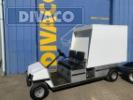 Gebraucht CLUB CAR CARRYALL 6 Elektro 48 Volt Golfcart mit Kastenaufbau
