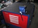 Motrec 250GT mit werkbank